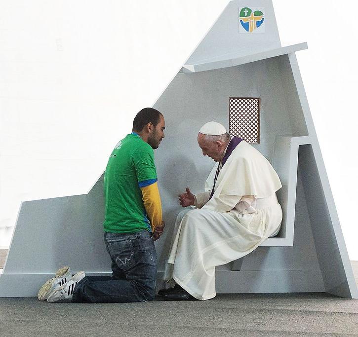 sacramento perdón