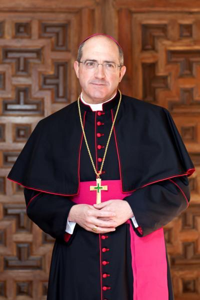 Biograf a obispo auxiliar archidi cesis de sevilla Comisiones obreras ensenanza toledo