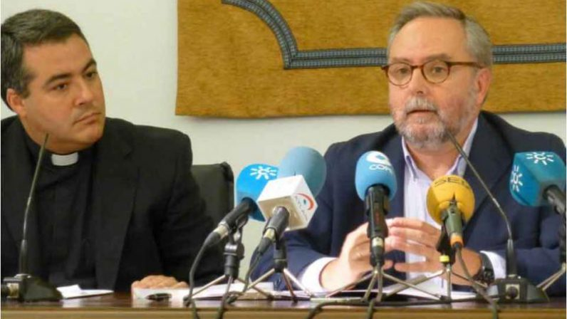 Mariano Pérez de Ayala nombrado presidente de Cáritas Andalucía
