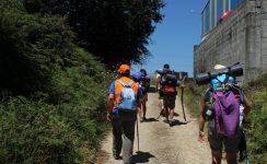 Jóvenes sevillanos inician hoy la peregrinación diocesana a Santiago de Compostela