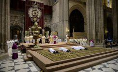 La Catedral acogerá la mañana del sábado las ordenaciones sacerdotales