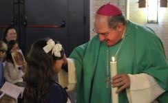Hoy comienza la visita pastoral a la parroquia del Dulce Nombre en Bellavista
