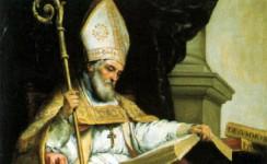 Domingo 26 de abril, fiesta de San Isidoro de Sevilla