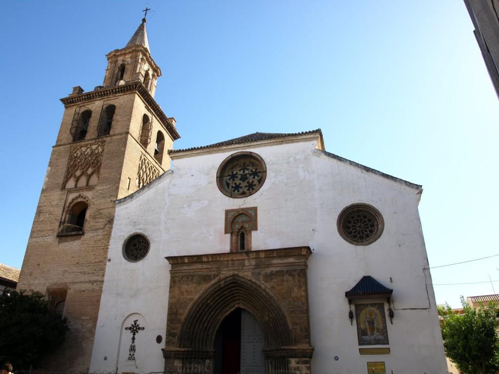 iglesia omnium sanctorum sevilla