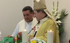 Eucaristía por el primer aniversario de la canonización de San Juan Pablo II