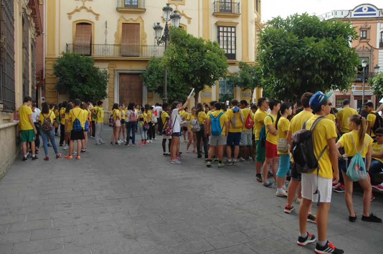 Gymkareli 2015: Unidos por el Evangelio