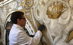 Concluyen las obras de restauración de Santa María la Blanca