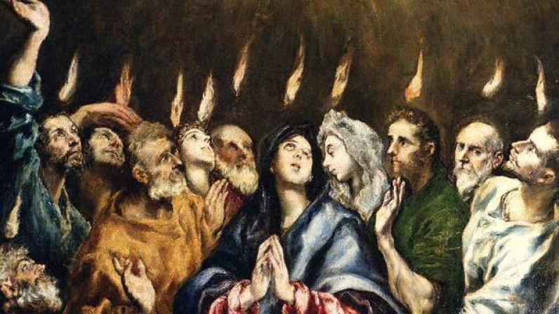¿Qué supuso en María la venida del Espíritu Santo?
