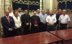 Concluye la visita pastoral al Dulce Nombre en Bellavista