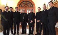 Primeras misas de los nuevos sacerdotes