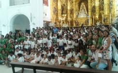 43 años de Colonias de Triana en El Rocío
