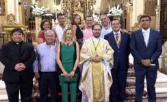 Primera Misa de Alberto Manzano en Écija