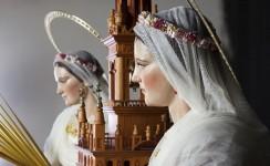 Actos para honrar a las Santas Justa y Rufina