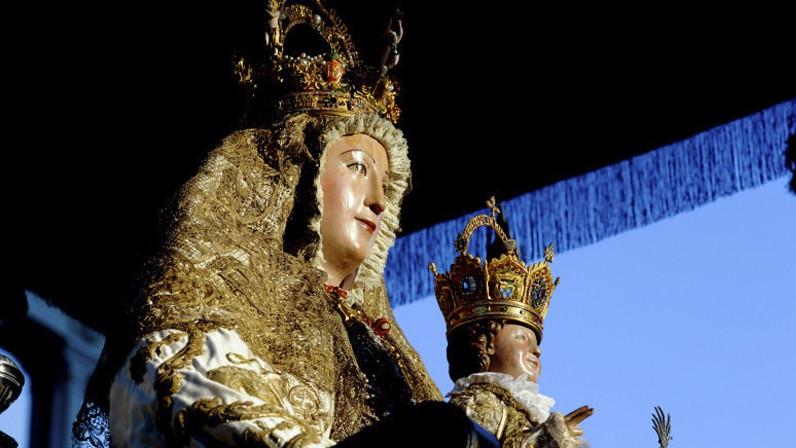 El cuatro de agosto comienzan los actos con motivo de la patrona de Sevilla