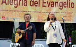 Testigos Hoy recuerda la muestra 'La alegría del Evangelio'