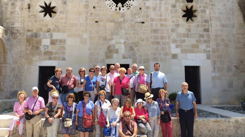 Peregrinación diocesana tras los pasos de San Pablo