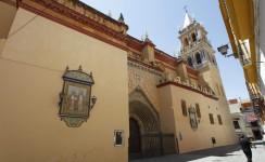 La parroquia de Santa Ana se prepara para el 750 aniversario de su creación