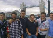 Seminaristas en Inglaterra