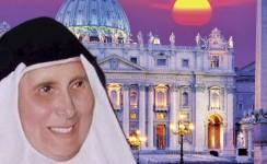 Peregrinación a Roma para la canonización de Madre María de la Purísima