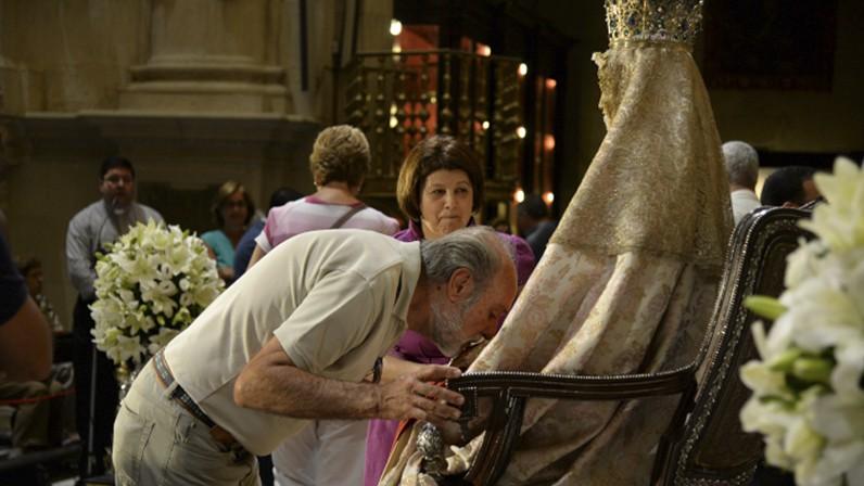 Comienzan los actos en honor a la Virgen de los Reyes