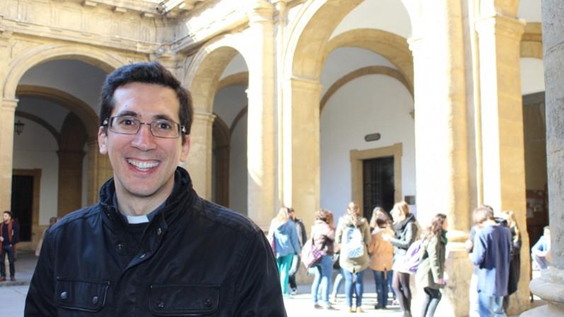 """Álvaro Pereira: """"hemos adolecido en la blandura de contenidos, con ideas que no casan con el ser humano de hoy"""""""