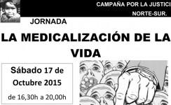 Conferencia sobre la 'Medicalización de la vida'