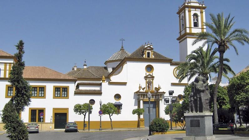La parroquia de santa mar a magdalena de dos hermanas en - Spa en dos hermanas ...