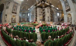 Homilía del Papa Francisco en la apertura del Sínodo de la Familia