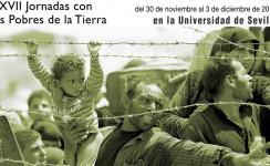 XXVII Jornadas con los Pobres de la Tierra en la Universidad de Sevilla