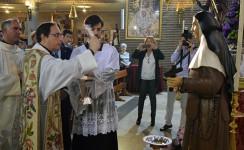 Nueva imagen de Santa Ángela para la Parroquia de Ntra. Sra. de las Flores