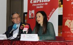 Cáritas Diocesana de Sevilla atendió a 620 personas sin hogar en 2014