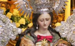 Vigilia de la Inmaculada, el amor de los jóvenes a María.