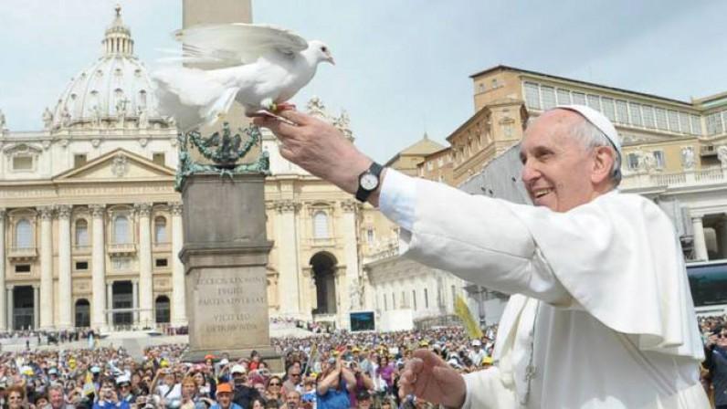 Mensaje del Papa para la Jornada Mundial de la Paz