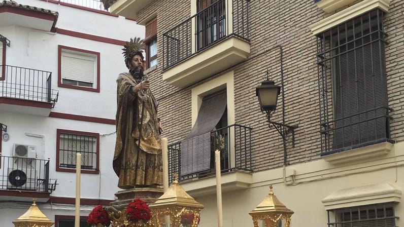 Écija celebra la festividad de su patrón, San Pablo