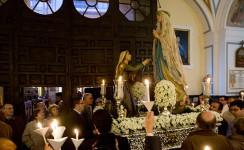 La Hospitalidad diocesana celebra la festividad de Ntra. Sra. de Lourdes