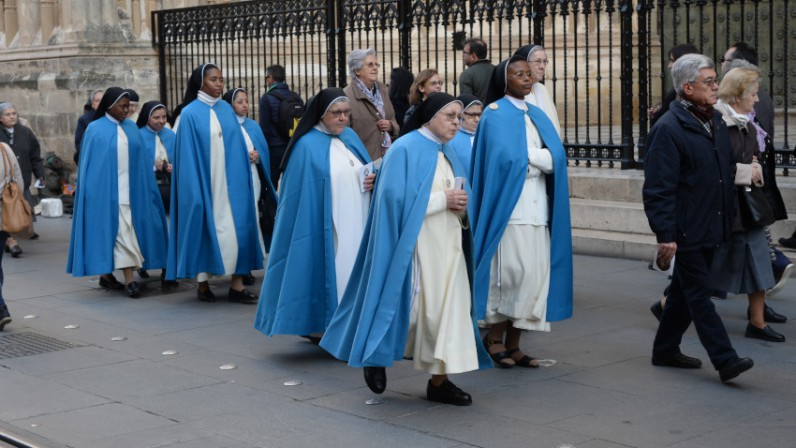 Jubileo de la Vida Consagrada por el Año de la Misericordia