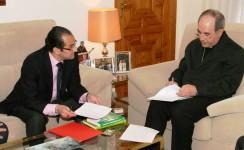 La Hermandad de la Esperanza de Triana aumenta su colaboración para la formación de seminaristas