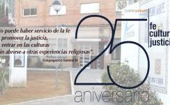 25 años del Centro Arrupe en Sevilla