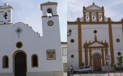 Visita Pastoral a Los Corrales y Martín de la Jara