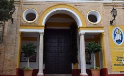 Puertas abiertas en el Santuario de Loreto
