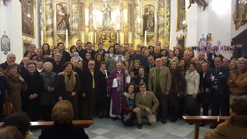 Finaliza la Misión Popular en Villaverde del Río