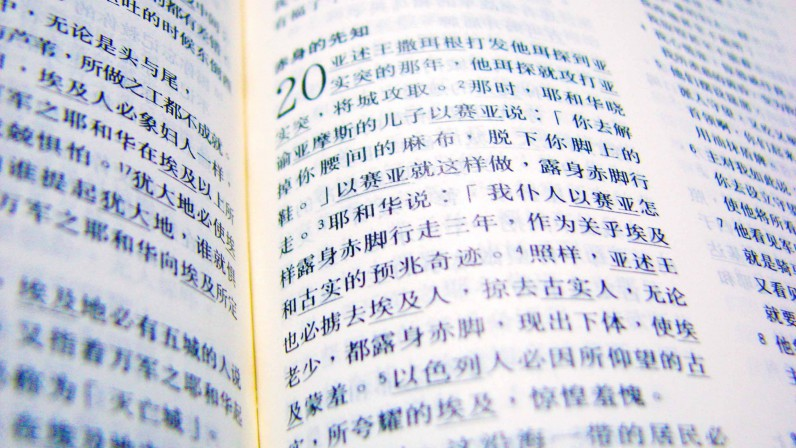 Católicos chinos pueden celebrar en Sevilla la Eucaristía en su idioma