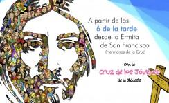 'Una tarde con el Señor' en Fuentes de Andalucía