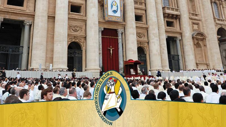 Peregrinación sacerdotal a Roma por el Año de la Misericordia