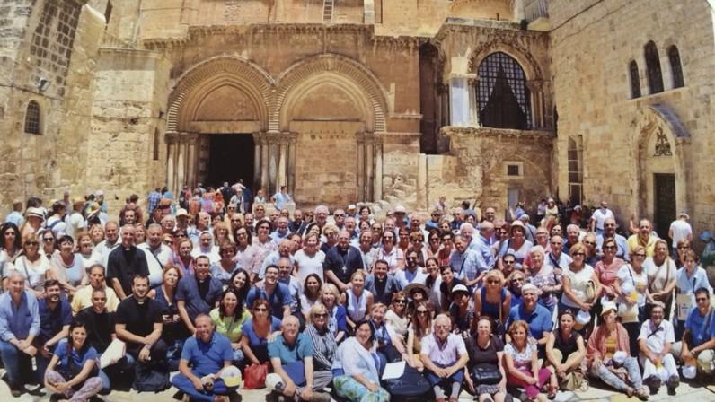 Carta pastoral 'Peregrinación diocesana a Tierra Santa'