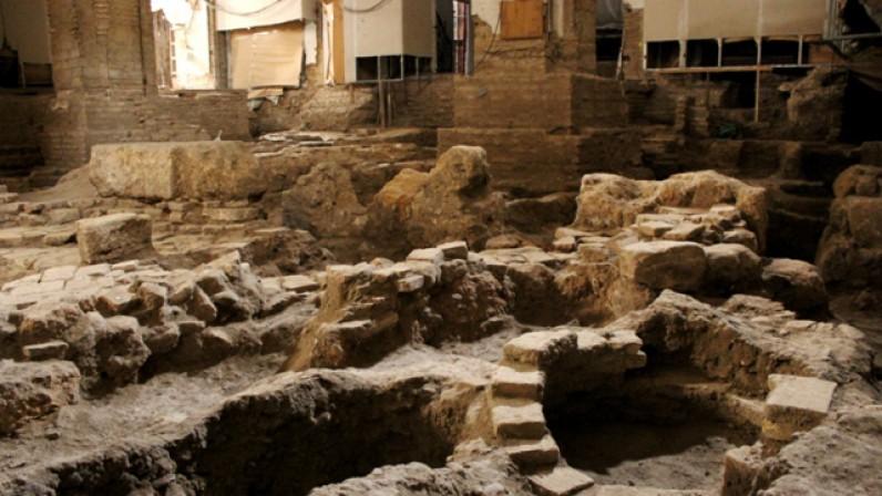 Tercera fase de la restauración de Santa Catalina