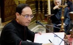 Teodoro León designado exaltador eucarístico por la Sacramental del Sagrario