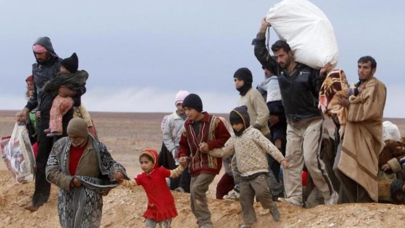 CONFER con los refugiados