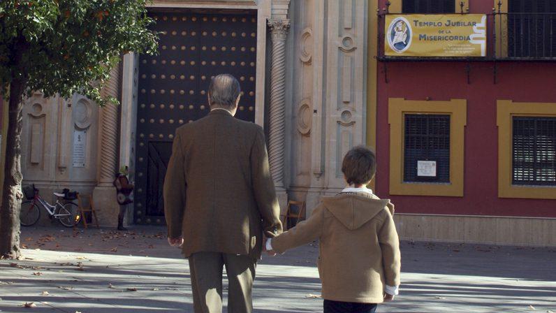 Carta pastoral 'Querer y honrar a los abuelos'