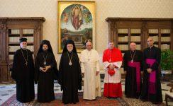 Oración en Sevilla por el Concilio Panortodoxo